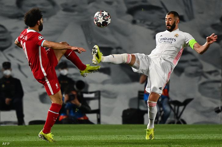 Lehet, hogy 2022-től a Real Madrid és a Liverpool már egy új ligában találkozna egymással