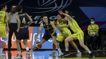 Negyedik helyen végzett a Sopron a női kosárlabda Euroligában