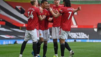 A Manchester United tinédzsere utolérte Wayne Rooneyt