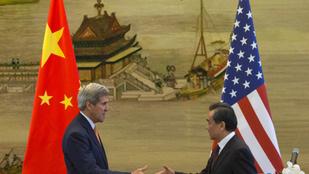 Az Egyesült Államok és Kína megegyezett a közös klímavédelmi kötelezettségekben