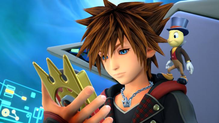 Kingdom Hearts III (Forrás: Square Enix)
