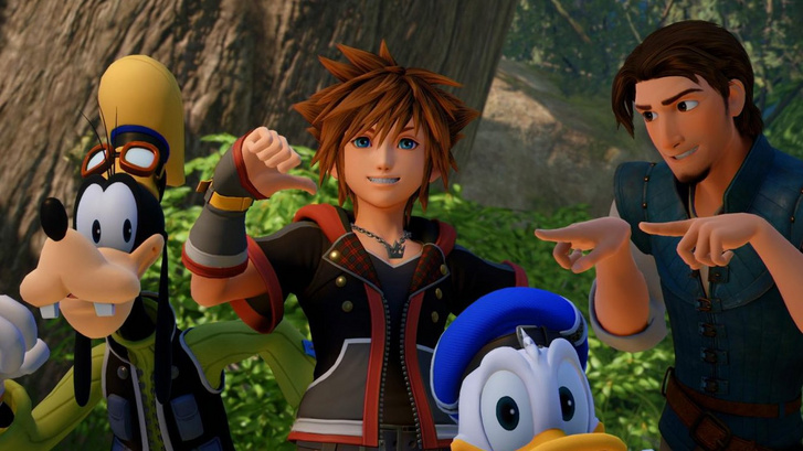 Kingdom Hearts 3 (Forrás: Square Enix)