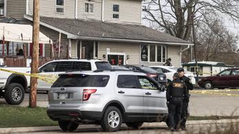 Ámokfutó lőtt le három embert egy wisconsini kisvárosban