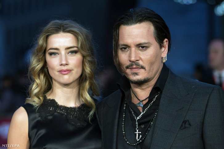 Johnny Depp és Amber Heard
