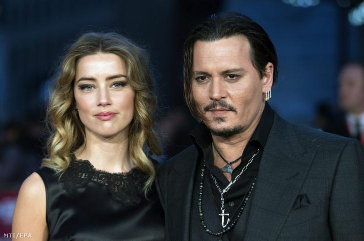 Johnny Depp és Amber Heard