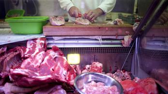 Pörög az infláció, negyedével is drágulhat a hús
