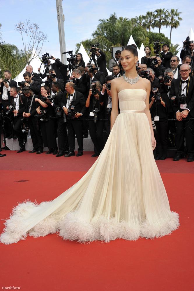 Vagy mint ezen, a 2019-es Cannes-i Filmfesztiválon.