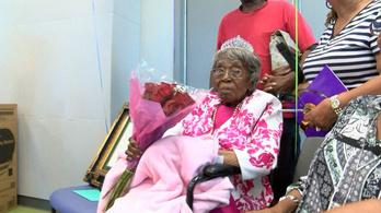 Meghalt a legidősebb amerikai, akinek több mint 300 leszármazottja van