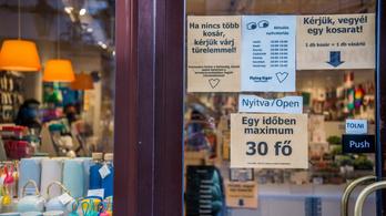 ITM: az újranyitott üzletek döntő többsége betartja a szabályokat