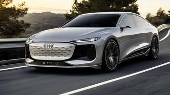 A6 E-tron: új villany-Audi, új alapokon