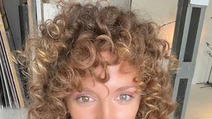 A nap képe: van egy tippünk, hogy kire utalhat Hosszú Katinka új, göndör frizurájával