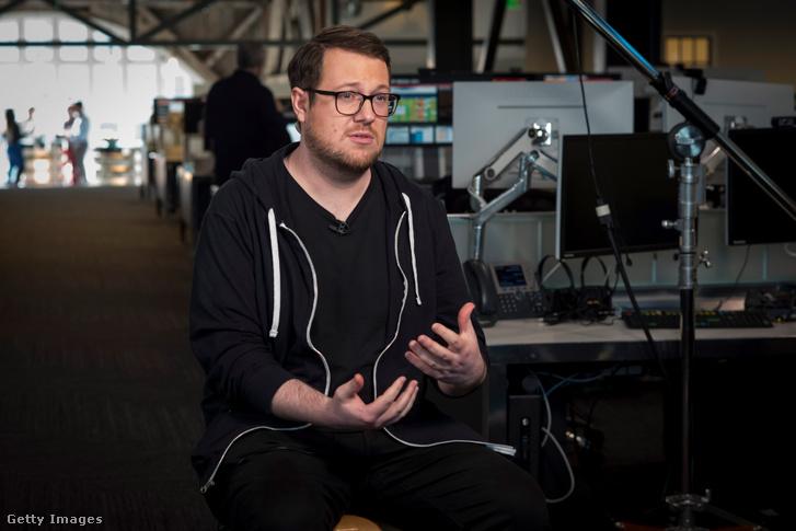 Jackson Palmer, a Dogecoin társalapítója
