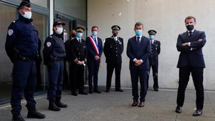 Macron háborút indít a drogkereskedelem ellen