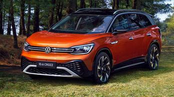 Volkswagen ID.6: villanyautó, nagycsaládosoknak