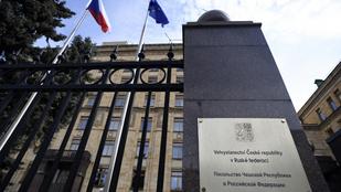 Moszkva szerint a cseh-orosz viszály hátterében Washington áll