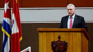 Megválasztották Raúl Castro utódját a Kubai Kommunista Párt élén