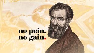 Michelangelo nagy árat fizetett élete fő művéért: súlyosan ráment az egészsége
