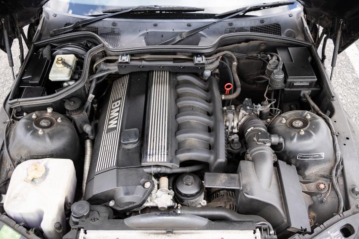 Ez a motor sok BMW-s kedvence: erős, szép a hangja és megbízható