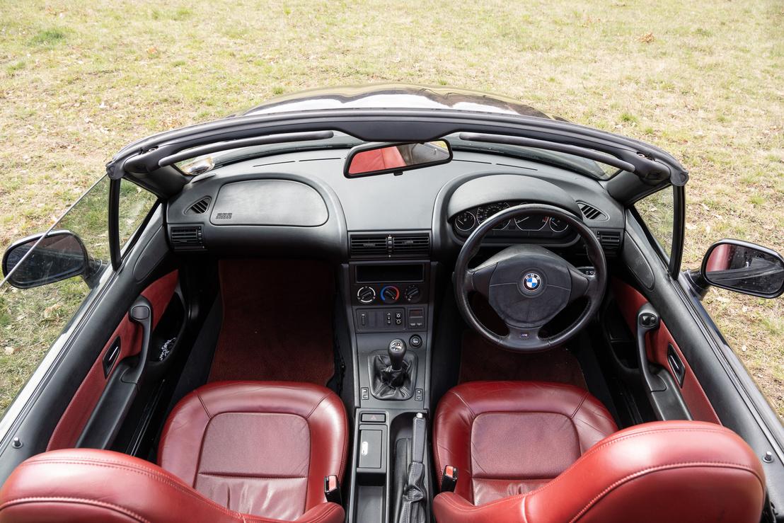 A BMW nagyon érezte ezt az egyszerű, sportos stílust akkoriban