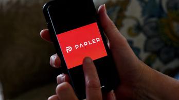 Újra elérhetővé válik az Apple Store-ban a Capitolium ostroma miatt eltávolított Parler