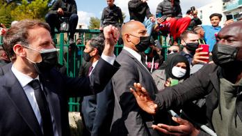 Macron: A franciáknak újra kell értelmezniük saját történelmüket