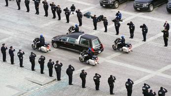 Valami egészen más miatt halt meg a capitoliumi rendőr