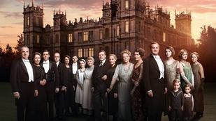 Visszatér a Downton Abbey