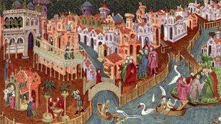 Velence létrejöttének mítosza