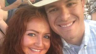 Az esküvője másnapján bukott le, hogy anális szexről csetelt a szeretőjével