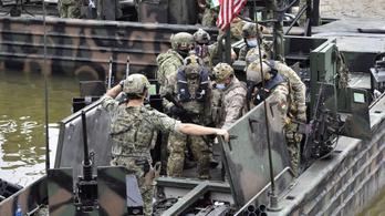 Nemzetközi hadgyakorlat lesz a héten, vigyázzon a katonai konvojokkal
