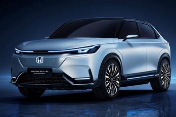 A Honda is bemutatott egy új villanyautót