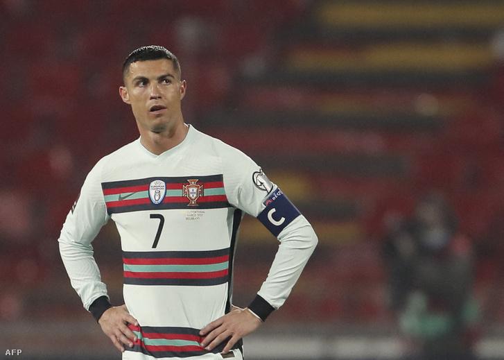 Nehéz elképzelni Cristiano Ronaldo nélkül az Eb-címvédő portugál válogatottat
