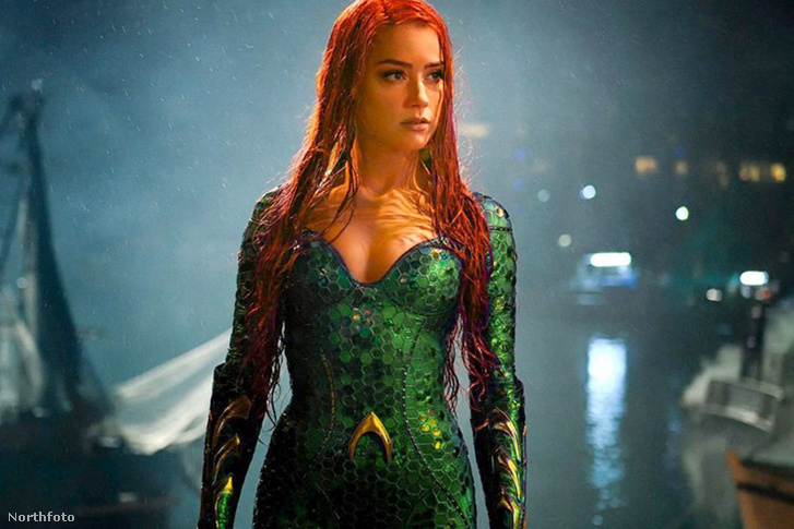 Amber Heard - Aquaman