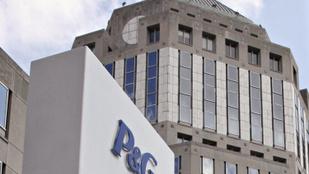 Megugrott a Procter & Gamble forgalma a járvány hatására