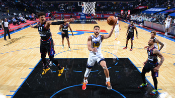 Kobe és Jordan a fasorban sincs, ha Curry keze elsül