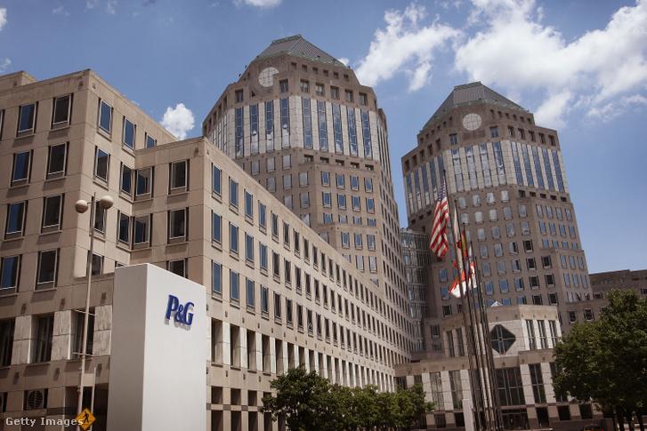 A Procter & Gamble nemzetközi központja az Ohio állambeli Cincinnatiban