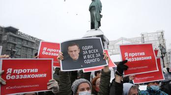 Nem tüntethetnek Navalnij támogatói Moszkvában