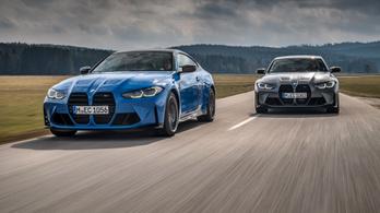 Hozd a keresztet meg a fokhagymát, mert itt az összkerekes BMW M3 és M4!
