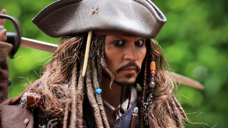 """Nem is karib-tengeri kalóz volt az """"igazi"""" Jack Sparrow"""