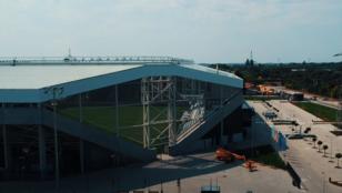 Négycsillagos szálloda épül a szegedi stadion mellé