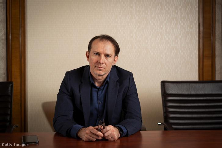 Florin Citu román miniszterelnök