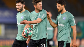 Harminchárom év után kiesett a Schalke a Bundesligából