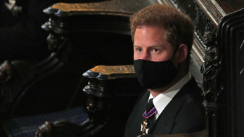 Harry herceg mégis hazautazott, nem lesz ott II. Erzsébet köszöntésén