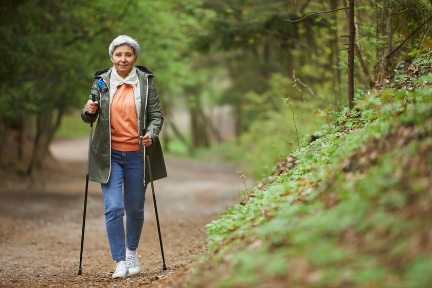 Ma már a sima túrázás helyett egyre többen fedezik fel maguknak a nordic walkingot, azaz a botos gyaloglást, melynek segítségével kímélő módon, de hatékonyan fejleszthető az állóképesség és az izomerő. A botok leveszik a lábról a terhelés nagy részét, így az ízületeket is kíméli.