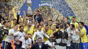 Nem lehetnek szurkolók a Copa Americán