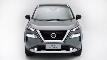 Tényleg X-Trail lesz a Nissan Rogue-ból, de csak jövőre