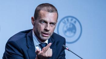 Az UEFA pénzt ígérhetett az angoloknak a kilépésért a szuperligából