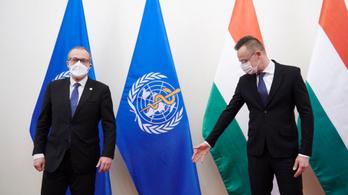Budapesten tárgyal a WHO európai igazgatója
