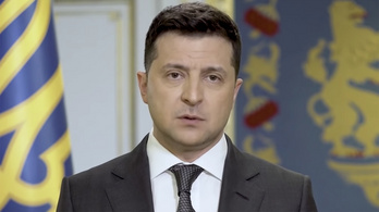 Személyes találkozóra hívta Putyint az ukrán elnök