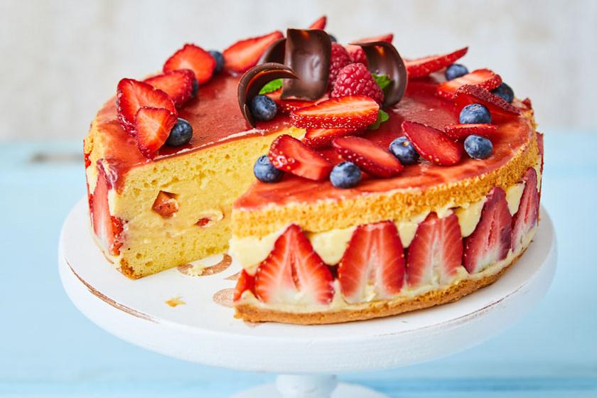 fraiser torta